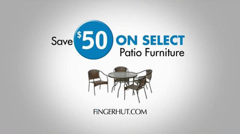 FingerHut.com TV Spot, 'Tame the Backyard: Patio Furniture' - Thumbnail 6