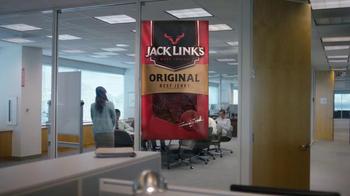 Jack Link's Original Beef Jerky TV Spot, 'Hangry Hacks: Office Freakout' - Thumbnail 1