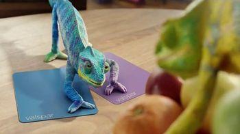 Valspar TV Spot, 'Chameleons: Yoga' - Thumbnail 2