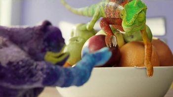 Valspar TV Spot, 'Chameleons: Yoga' - Thumbnail 3