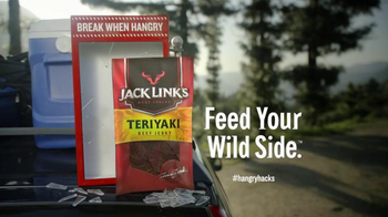 Jack Link's Teriyaki Beef Jerky TV Spot, 'Hangry Hacks: Mom Flips Out' - Thumbnail 7