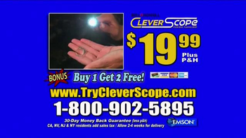 Clever Scope TV Spot, 'Lights and Magnets' - Thumbnail 10