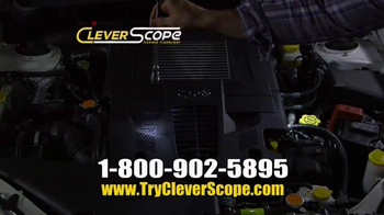 Clever Scope TV Spot, 'Lights and Magnets' - Thumbnail 6