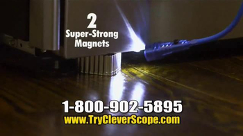 Clever Scope TV Spot, 'Lights and Magnets' - Thumbnail 7