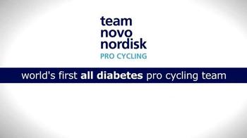 Novo Nordisk TV Spot, 'Team Novo Nordisk' - Thumbnail 4