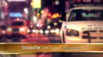 The Cochran Law Firm TV Spot, 'Civil Rights' - Thumbnail 1