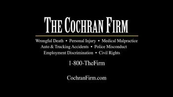The Cochran Law Firm TV Spot, 'Civil Rights' - Thumbnail 10