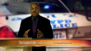 The Cochran Law Firm TV Spot, 'Civil Rights' - Thumbnail 2