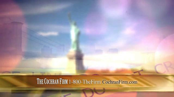 The Cochran Law Firm TV Spot, 'Civil Rights' - Thumbnail 4