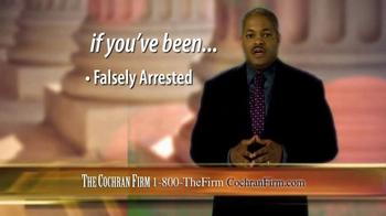 The Cochran Law Firm TV Spot, 'Civil Rights' - Thumbnail 6