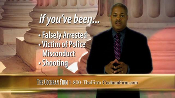The Cochran Law Firm TV Spot, 'Civil Rights' - Thumbnail 7
