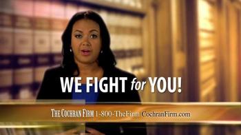 The Cochran Law Firm TV Spot, 'Civil Rights' - Thumbnail 8