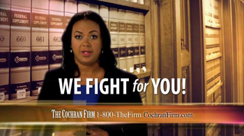 The Cochran Law Firm TV Spot, 'Civil Rights' - Thumbnail 9