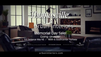 Thomasville & Urban Interiors Memorial Day Sale TV Spot, 'Legendary' - Thumbnail 10