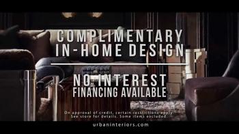 Thomasville & Urban Interiors Memorial Day Sale TV Spot, 'Legendary' - Thumbnail 6