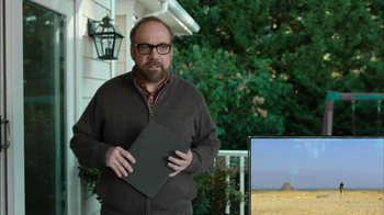 CenturyLink Prism TV Spot, 'Hollywood Insider' Featuring Paul Giamatti - 45 commercial airings