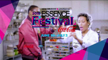 2016 Essence Festival TV Spot, 'Need a Break' - Thumbnail 6