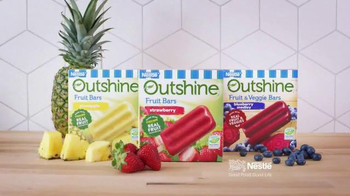 Outshine Fruit Bars TV Spot, 'Healthy Snackers' - Thumbnail 6