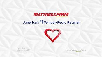 Mattress Firm TV Spot, 'Tempur-Pedic Supreme HD' - Thumbnail 10