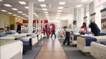 Mattress Firm TV Spot, 'Tempur-Pedic Supreme HD'