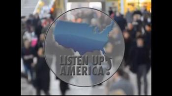 Listen Up America TV Spot, 'Medicare Advantage Announcement' - Thumbnail 1