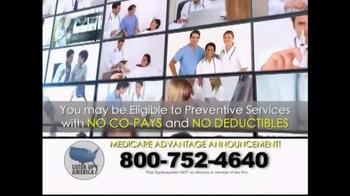 Listen Up America TV Spot, 'Medicare Advantage Announcement' - Thumbnail 3