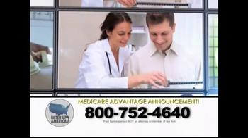 Listen Up America TV Spot, 'Medicare Advantage Announcement' - Thumbnail 4