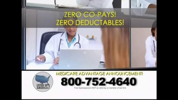 Listen Up America TV Spot, 'Medicare Advantage Announcement' - Thumbnail 5
