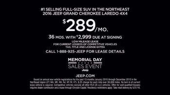 Jeep Memorial Day Sales Event TV Spot, 'Hint: Laredo' Song by Morgan Dorr - Thumbnail 9