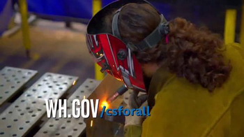 White House TV Spot, 'Computer Science for All' - Thumbnail 5