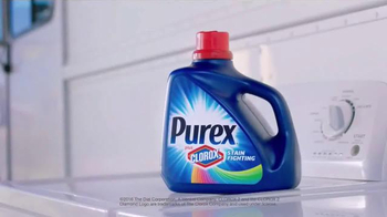 Purex Plus Clorox 2 TV Spot, 'Texas Rodeo' - Thumbnail 6
