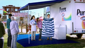 Purex Plus Clorox 2 TV Spot, 'Texas Rodeo' - Thumbnail 8