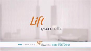 Sonobello Lift TV Spot, 'Customer Reviews' - Thumbnail 3
