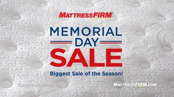 Mattress Firm Memorial Day Sale TV Spot, 'Yawn Talking' - Thumbnail 8