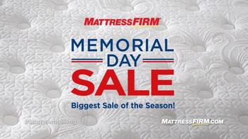 Mattress Firm Memorial Day Sale TV Spot, 'Yawn Talking' - Thumbnail 6