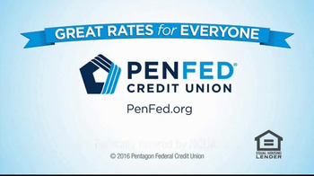 PenFed TV Spot, 'Great Rates for Everyone' - Thumbnail 9