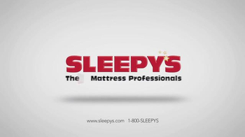 Sleepy's One Day Mattress Sale TV Spot, 'Queen Sets and Boxspring' - Thumbnail 6