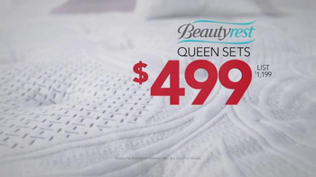 Sleepy's One Day Mattress Sale TV Spot, 'Queen Sets and Boxspring' - Thumbnail 4
