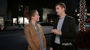Match.com TV Spot, 'Match on the Street: Kendall' - Thumbnail 1