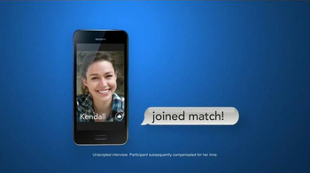 Match.com TV Spot, 'Match on the Street: Kendall' - Thumbnail 7