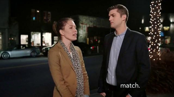 Match.com TV Spot, 'Match on the Street: Kendall' - Thumbnail 2