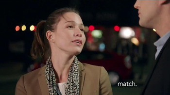 Match.com TV Spot, 'Match on the Street: Kendall' - Thumbnail 3