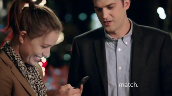 Match.com TV Spot, 'Match on the Street: Kendall' - Thumbnail 4