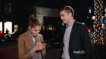 Match.com TV Spot, 'Match on the Street: Kendall' - 1128 commercial airings