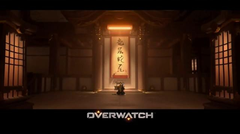 Overwatch TV Commercial, 'Dragons'
