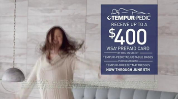 Tempur-Pedic TEMPUR-Breeze TV Spot, 'Sleep Cooler' - Thumbnail 6