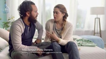 Tempur-Pedic TEMPUR-Breeze TV Spot, 'Sleep Cooler' - Thumbnail 4