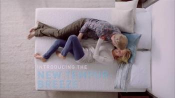 Mattress Firm TV Spot, 'Not Cold, Not Hot' - Thumbnail 1