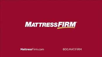 Mattress Firm TV Spot, 'Not Cold, Not Hot' - Thumbnail 8