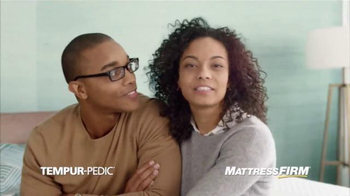 Mattress Firm TV Spot, 'Not Cold, Not Hot' - Thumbnail 3